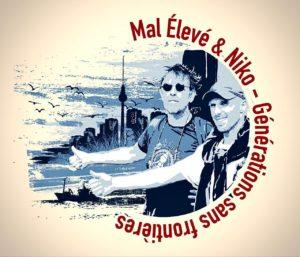 Die gemeinsame EP mit Mal Élevé